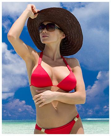 Bikini-show-Girl